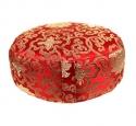 Lotus design rood 33x17